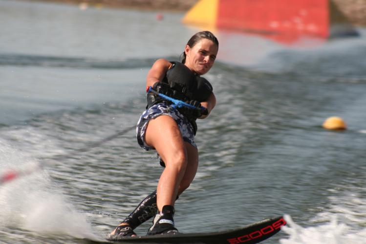Ines slalom 02